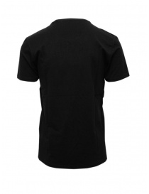 T-Shirt nera cotone organico Selected Homme