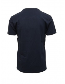 Selected Homme navy organic cotton t-shirt price
