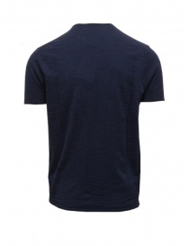 Selected Homme navy T-shirt with chest pocket price