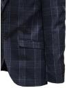 Selected Homme dark blue checkered jacket 16072097 DARK BLUE buy online