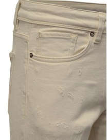 Selected Homme ivory jeans mens trousers buy online