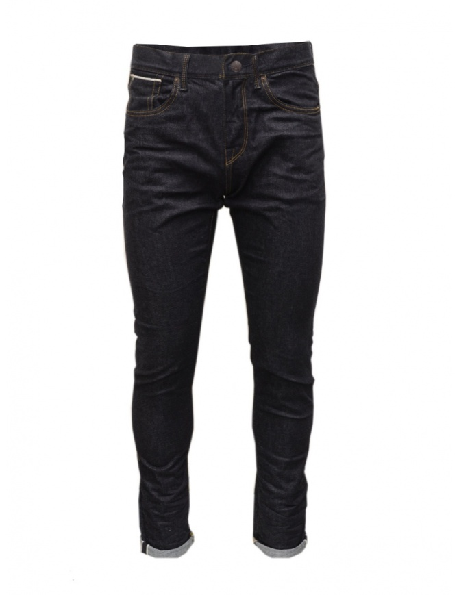 Jeans Selected Homme blu scuro 16072819 DARK BLUE DENIM jeans uomo online shopping