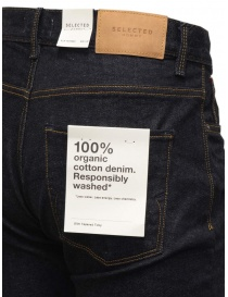 Selected Homme dark blue jeans mens jeans price