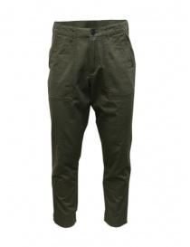 Pantaloni uomo online: Pantalone Selected Homme khaki