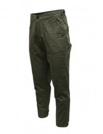 Pantalone Selected Homme khaki pantaloni uomo acquista online