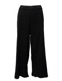Crêperie black palazzo pants TC05FF506-26 BLACK order online
