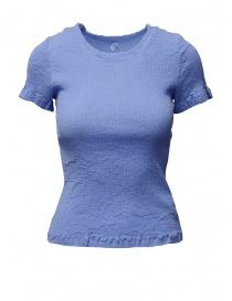 Crêperie light blue t-shirt TC05FM502-11 LIGHT BLUE order online