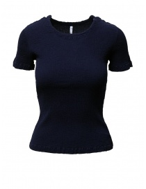 Crêperie navy t-shirt TC05FM502-13 NAVY order online