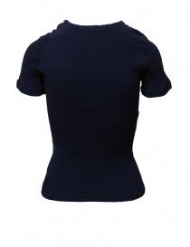 T-shirt Crêperie colore navy