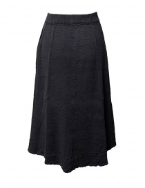 Crêperie dark grey skirt