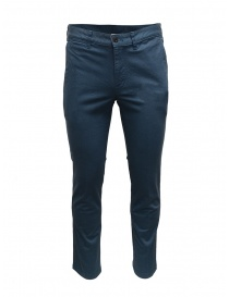 Japan Blue Jeans blue chino trousers JB4100 GR order online