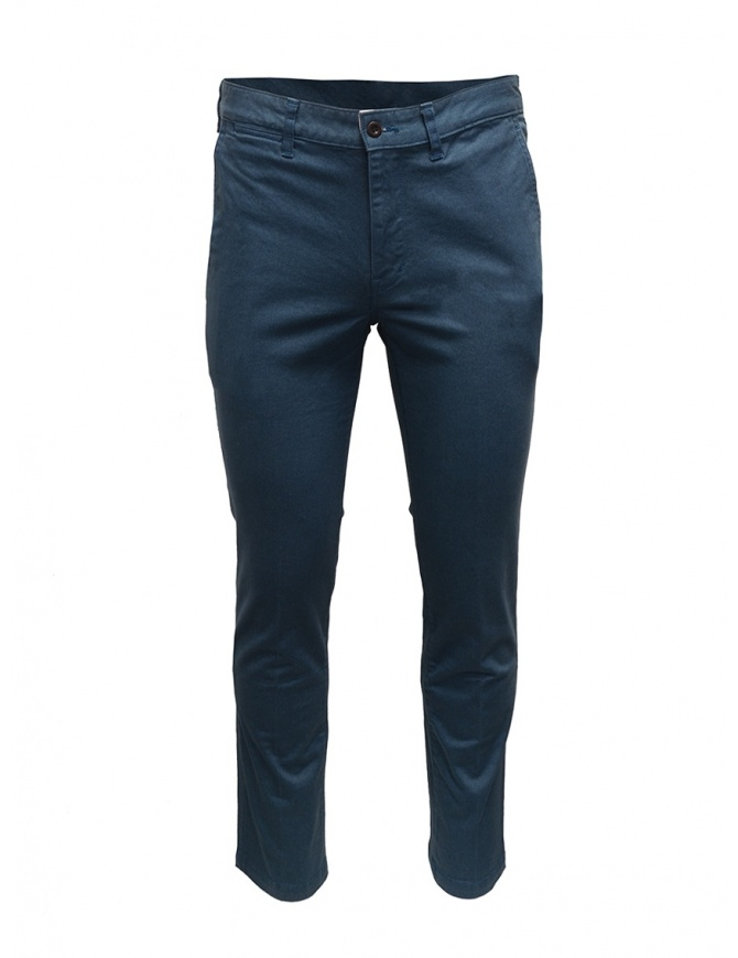 Japan Blue Jeans blue chino trousers JB4100 GR