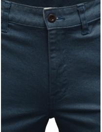 Japan Blue Jeans Chino pantaloni blu prezzo
