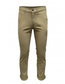 Japan Blue Jeans Chino beige trousers JB4100 BE order online