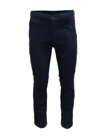 Pantalone chino Japan Blue Jeans blu indaco online