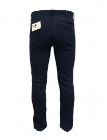 Pantalone chino Japan Blue Jeans blu indaco