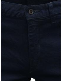 Pantalone chino Japan Blue Jeans blu indaco prezzo