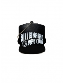 Billionaire Boys Club smile emoji keyring