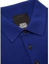 Goes Botanical teal blue polo shirt 105 3342 OTTANIO buy online