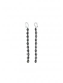 Jean-François Mimilla dangling earrings with rhinestones STRASS BO 102 order online