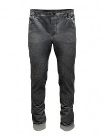 Label Under Construction pantaloni grigi Fly Yarn online
