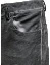 Label Under Construction gray Fly Yarn pants 18FMPN26CO124DD18/0-6 buy online