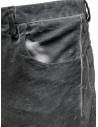Label Under Construction pantaloni grigi Fly Yarn 18FMPN26CO124DD18/0-6 acquista online