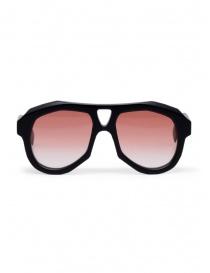 Paul Easterlin occhiali Dean neri opachi lenti rosse online