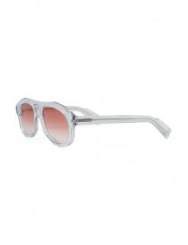 Paul Easterlin occhiali Dean trasparenti lenti rosse