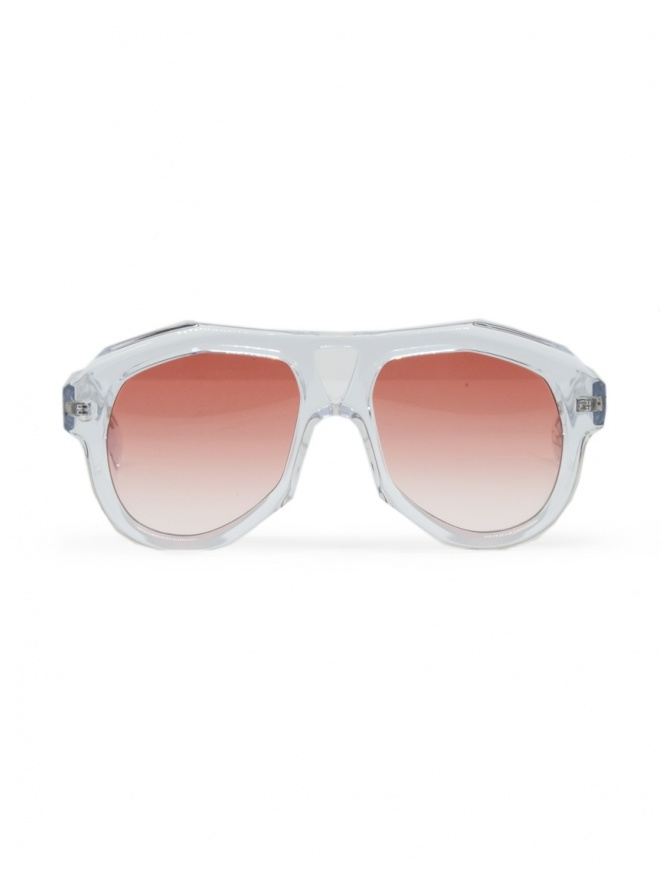 Paul Easterlin occhiali Dean trasparenti lenti rosse DEAN CRISTAL RED LENSE occhiali online shopping