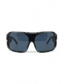 Tsubi occhiali da sole maculati bianchi e neri online