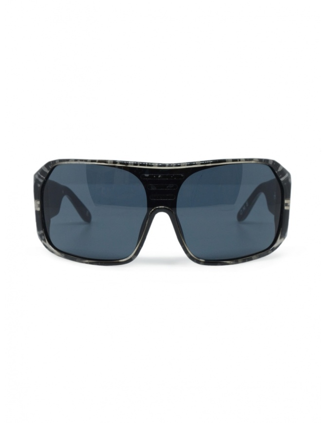 Tsubi black and white spotted sunglasses 1E THE GRILL LE SPECKLE glasses online shopping