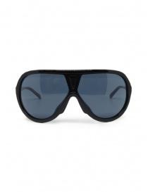 Tsubi Plastic Black occhiali da sole a goccia neri online