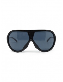 Tsubi Plastic Black teardrop sunglasses on discount sales online