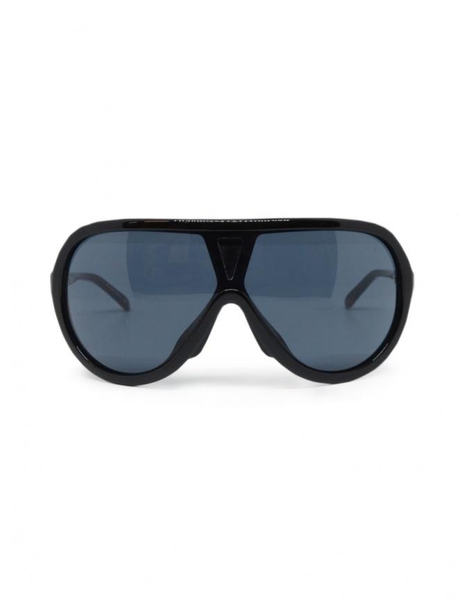 Tsubi Plastic Black teardrop sunglasses 13A PLASTIC BLACK glasses online shopping