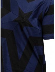 Yoshio Kubo t-shirt con stella nera e blu prezzo