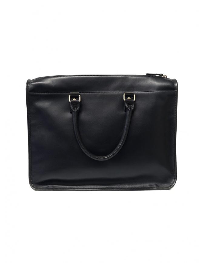 Yohji Yamamoto Costume d'Homme black briefcase HN-I80-724 1 bags online shopping