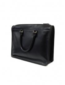 Yohji Yamamoto Costume d'Homme black briefcase