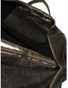 Borsone Guidi + Barny Nakhle B2 in pelle colore grigio scuro prezzo B2 SOFT HORSE FG BAG CV37Tshop online
