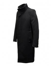 Carol Christian Poell OM/2658B cappotto nero pesante prezzo