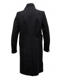 Carol Christian Poell OM/2658B cappotto nero pesante
