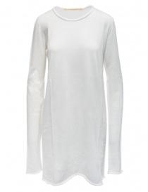 Carol Christian Poell vestito reversibile bianco online