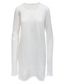 Womens dresses online: Carol Christian Poell white reversible dress