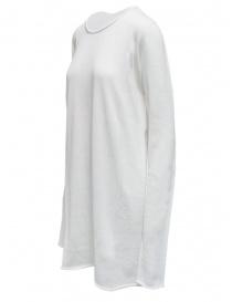 Carol Christian Poell vestito reversibile bianco