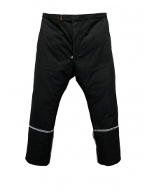 Mens trousers online: Carol Christian Poell PM/2667 men's cotton trousers