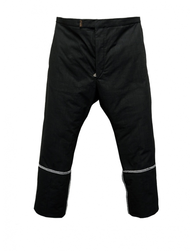 Carol Christian Poell PM/2667 men's cotton trousers PM/2667-IN ORDER/12 mens trousers online shopping
