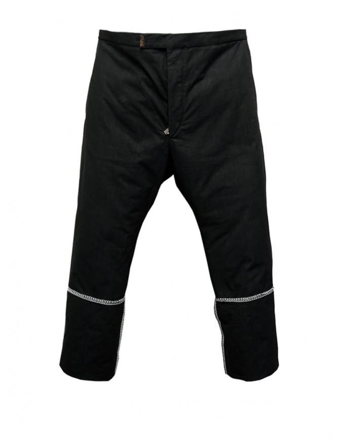 Carol Christian Poell PM/2667 pantaloni da uomo in cotone PM/2667-IN ORDER/12 pantaloni uomo online shopping