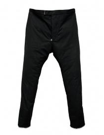 Carol Christian Poell PM/2667 pantaloni da uomo in cotone prezzo