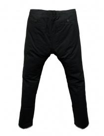 Carol Christian Poell PM/2667 pantaloni da uomo in cotone pantaloni uomo acquista online