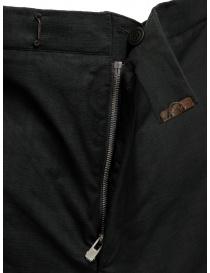 Carol Christian Poell PM/2667 pantaloni da uomo in cotone pantaloni uomo prezzo